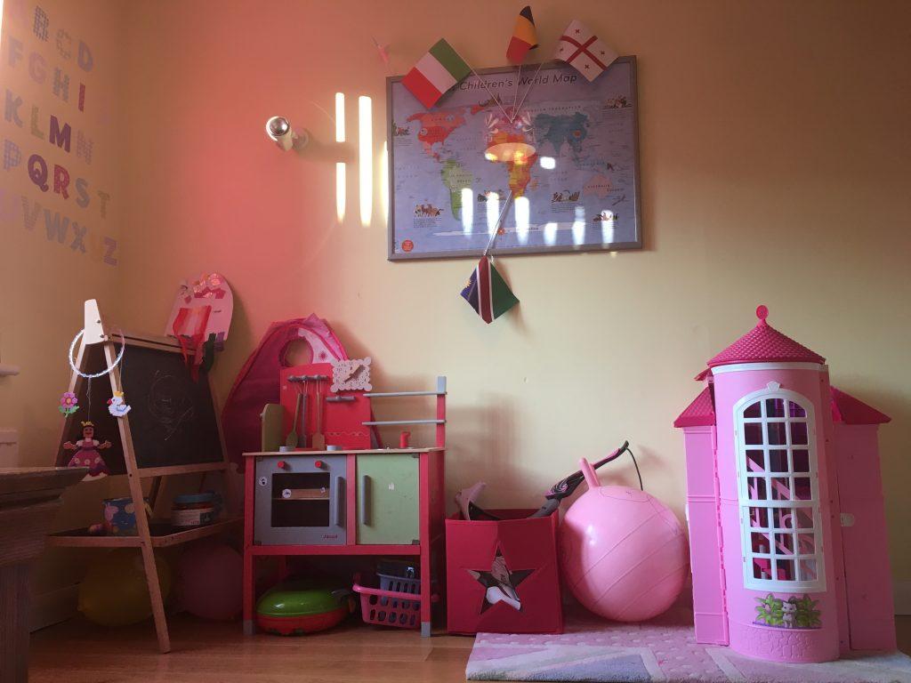 Tidy Playroom
