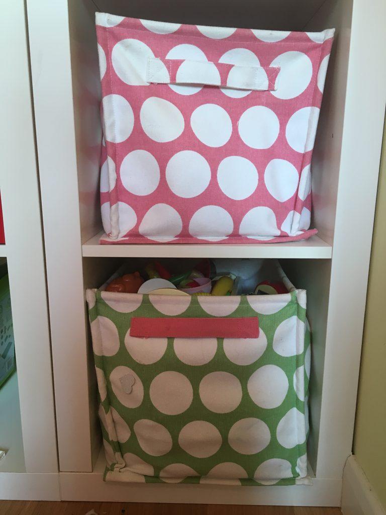 GLTC Storage Cubes