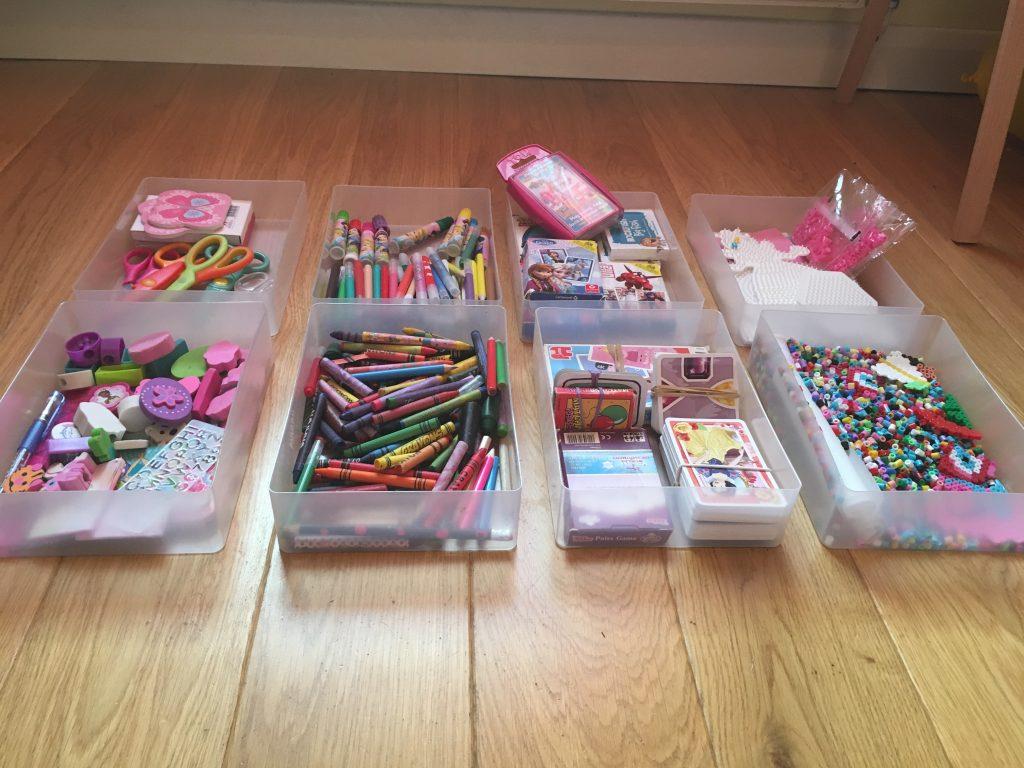 Plastic Storage boxes 2