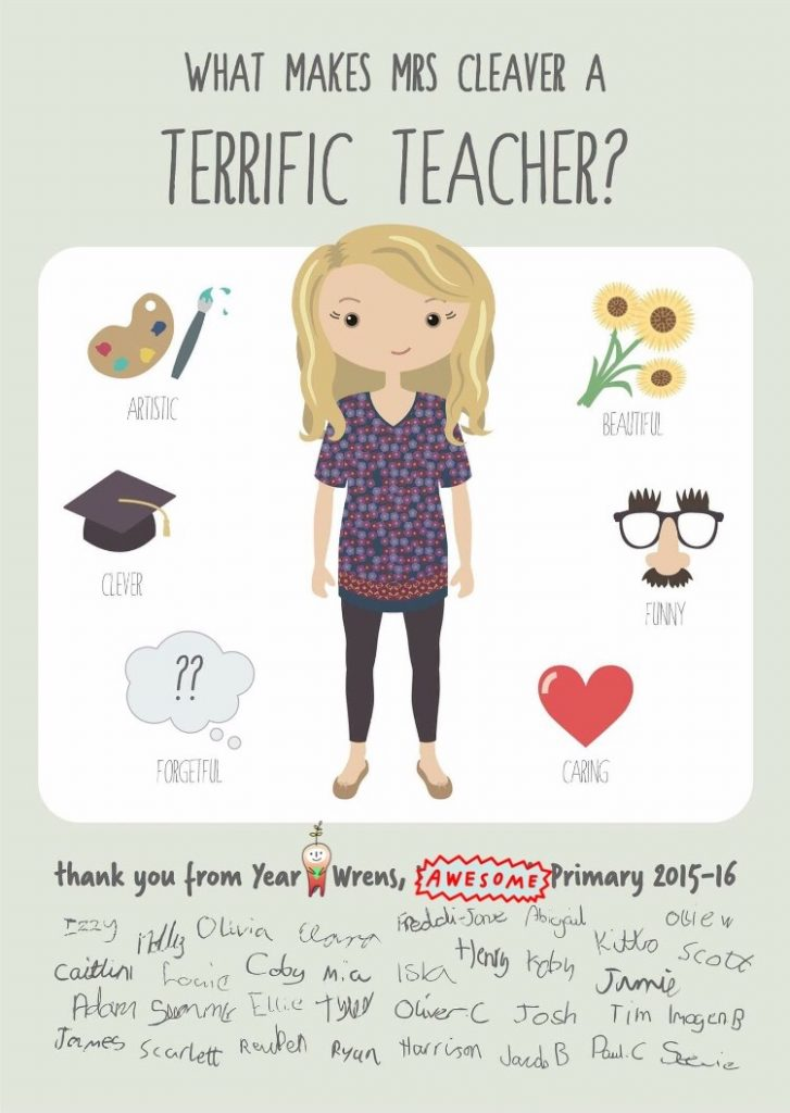 Terrific Teacher
