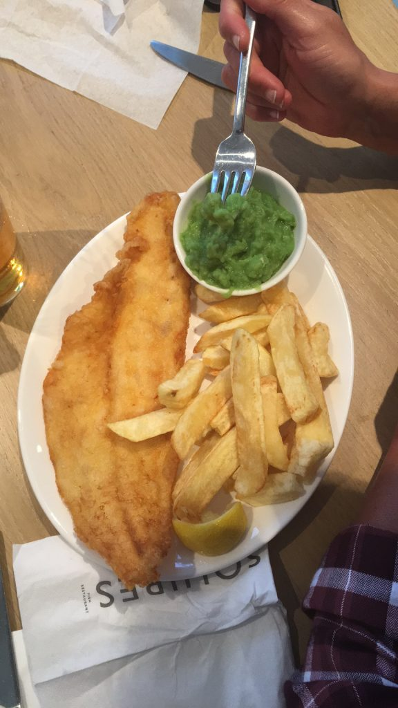 Squires fish & chips