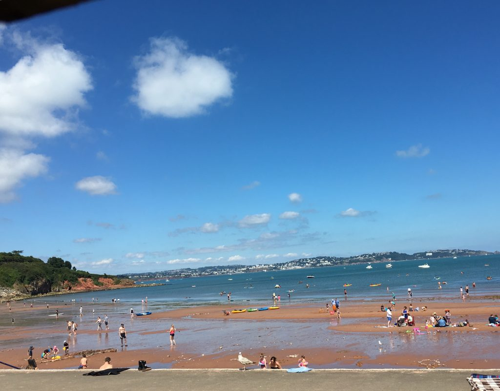 Broadsands Beach Paignton