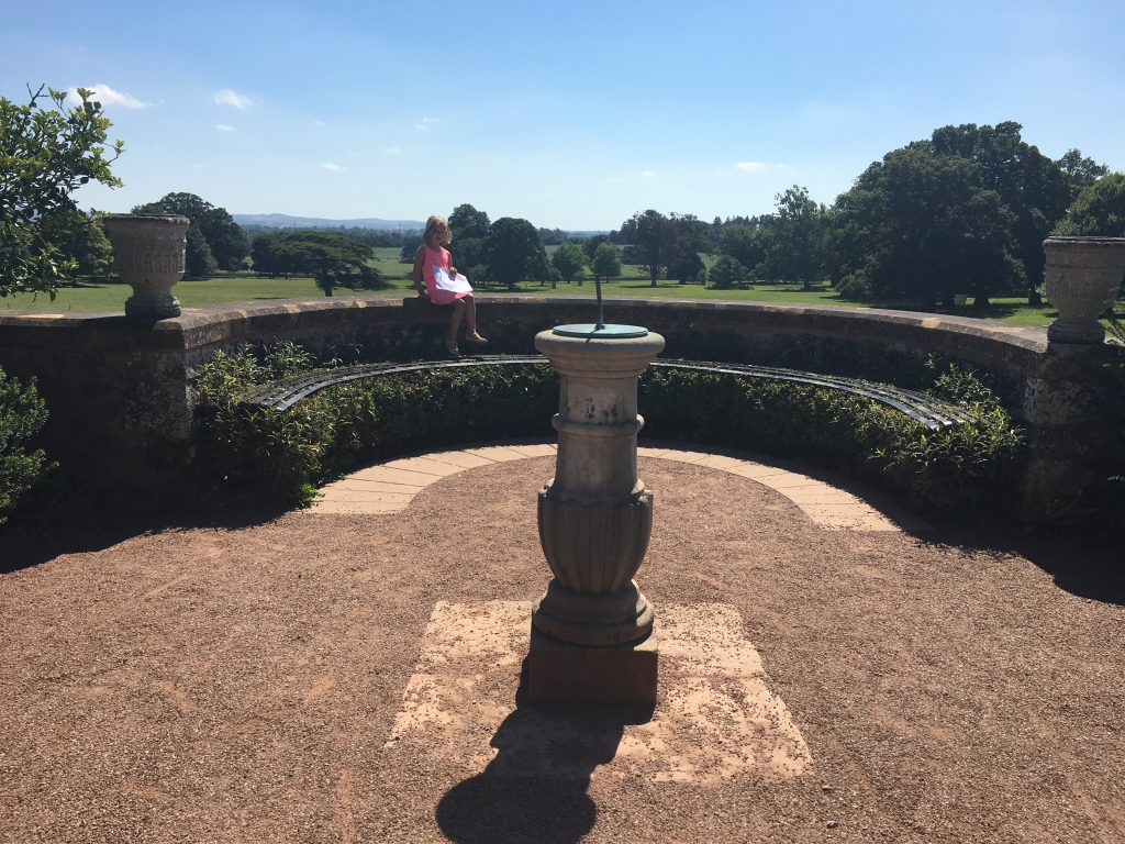 Gardens at Killerton