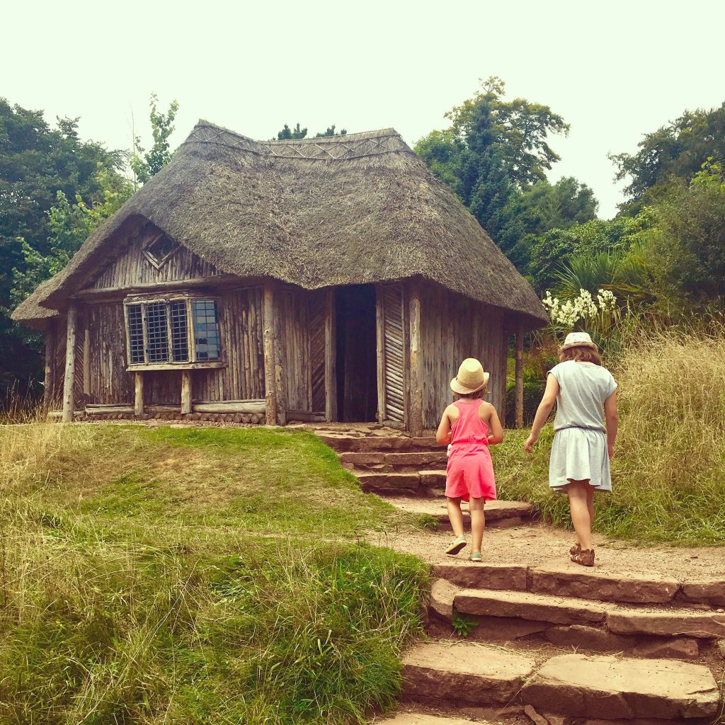 Bear hut at Killerton