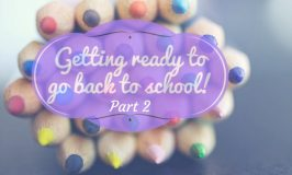 Back to school part 2