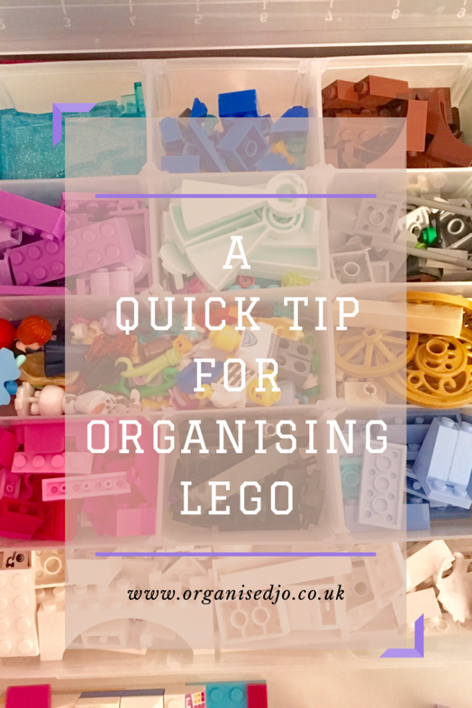 A quick tip for organising lego