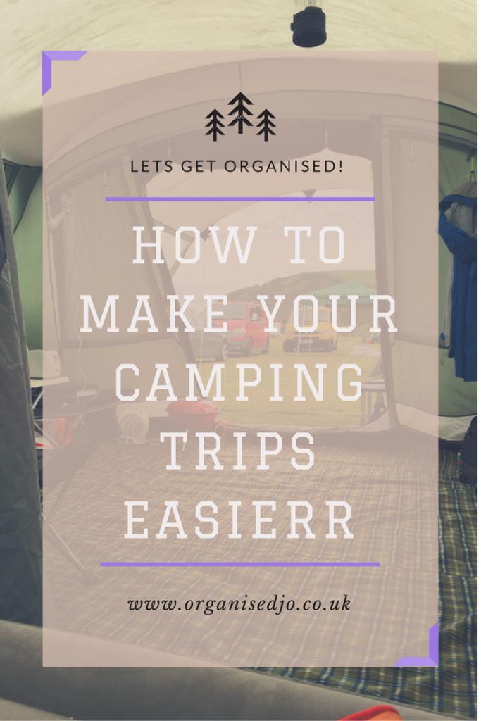 Pin image - camping