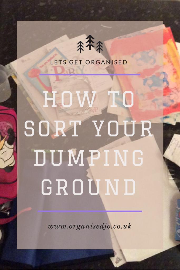 Pin image - Dumping ground