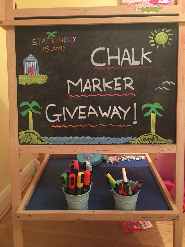 Stationary Island Giveaway