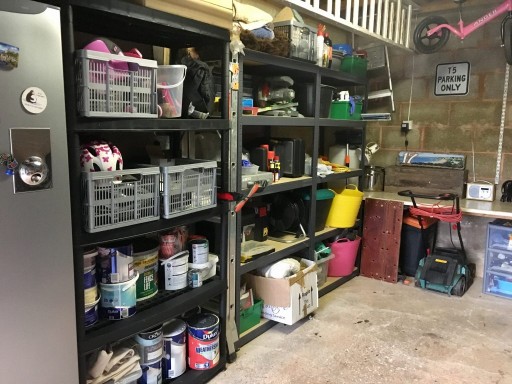Organised Garage