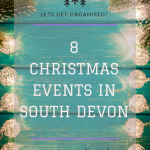 8 Christmas events taking place across South Devon