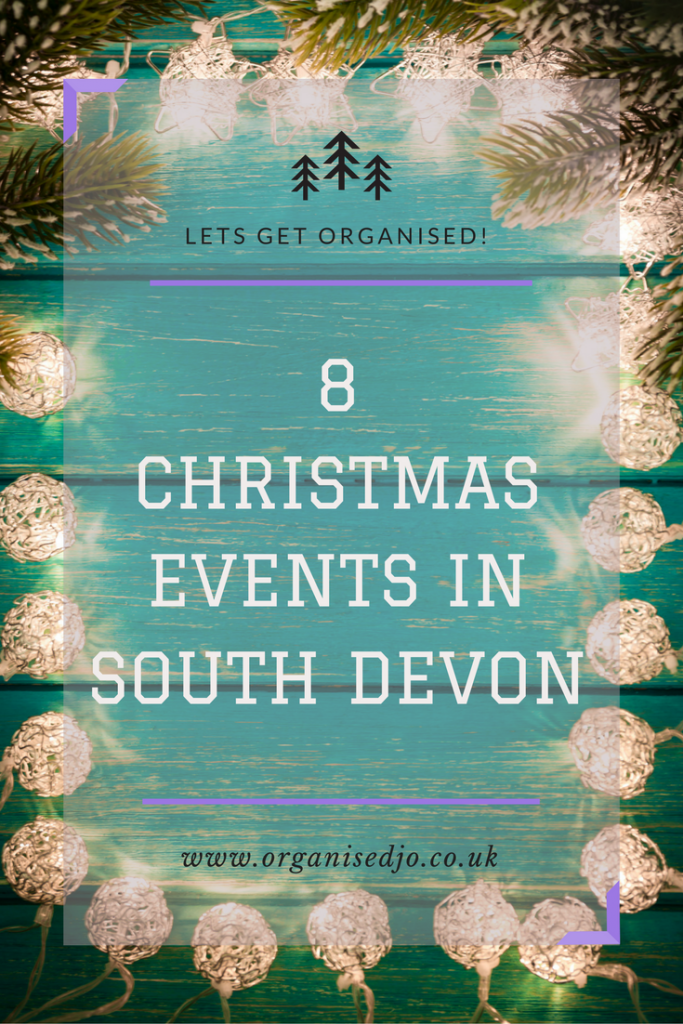 8 Christmas events taking place in South Devon this year