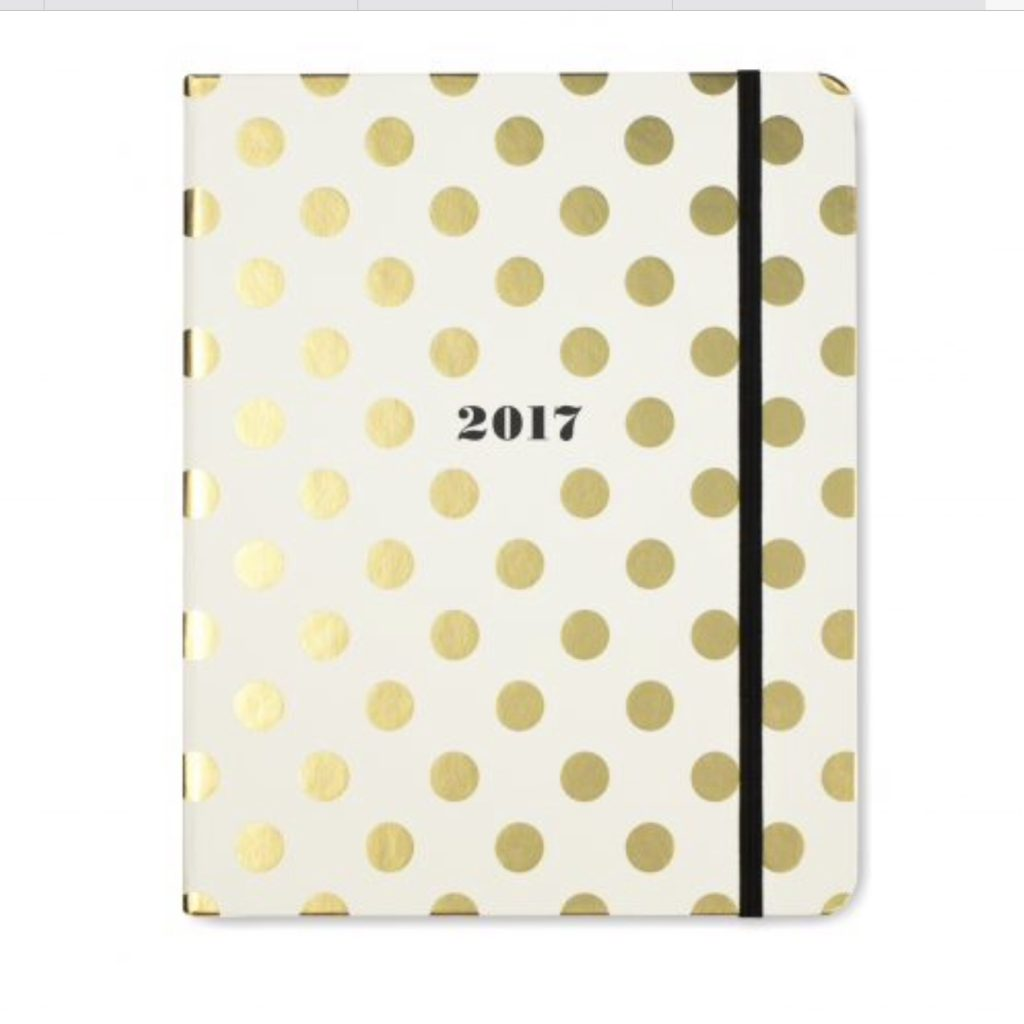 Any working mum would love to receive this gorgeous Kate Spade diary for christmas