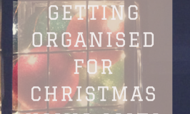 Christmas is coming and there is lots to do and buy. This is when I start to make a lot of lists. Take a look at what Christmas lists I write to help me g through this busy time.