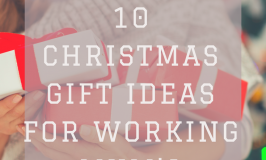 Do you have a working mum that you need to buy a Christmas present for? If so then check out this post for recommendations from other working mum's