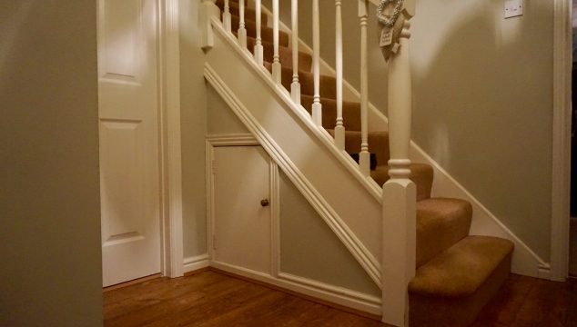 How to declutter & organise your Hallway
