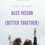 Meet the Working Mum – Alex Iveson from Better Together