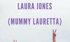 Meet the Working mum, Laura Jones, Mummy Lauretta