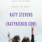 Meet the Working Mum – Katy Stevens – Katykicker.com
