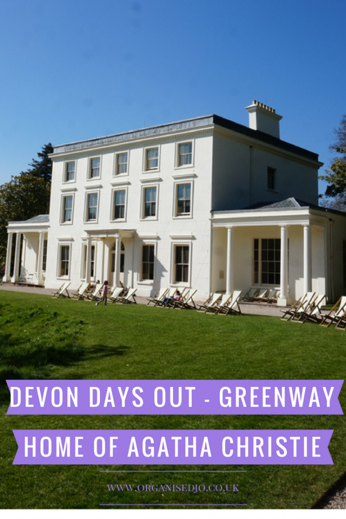 Devon Days Out- Greenway, home of Agatha Christie