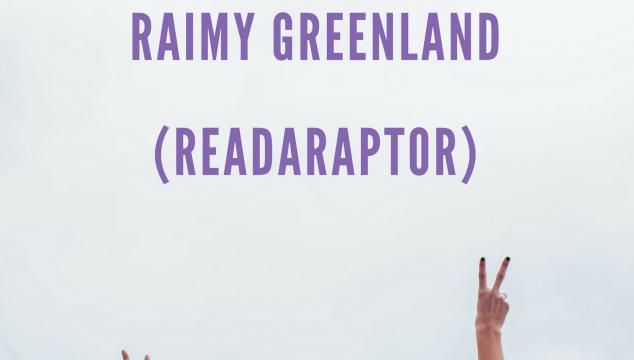 Meet the Working Mum – Raimy Greenland – Readaraptor