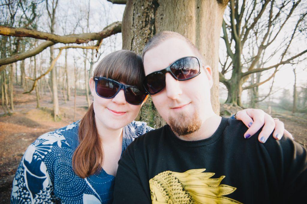 Chantele and Jon Cross-Jones