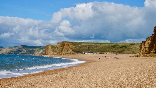 Camping in Dorset – Freshwater Beach Holiday Park